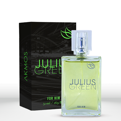 JULIUS GREEN FOR HIM AKMOS Akmos