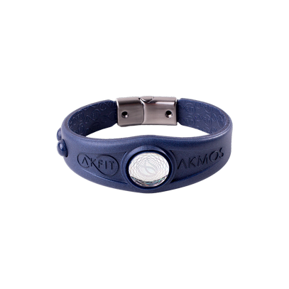 AKFIT BRACELET PEARLY CAPTAIN BLUE M Akmos