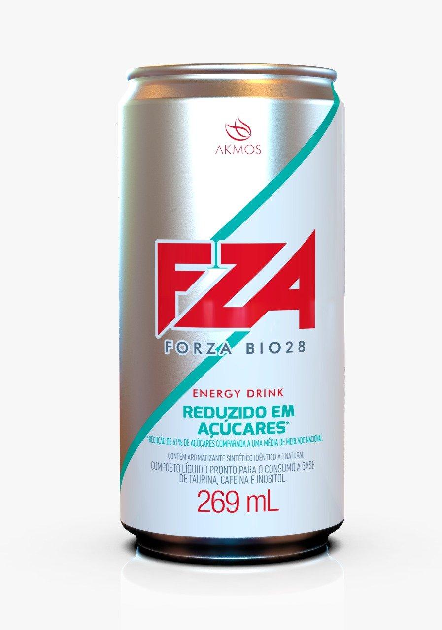 ENERGETICO FZA FORZA BIO28 LOWSUGAR Akmos