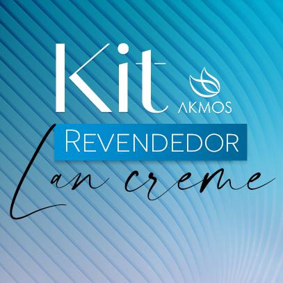 KIT REVENDEDOR RENOVER - LAN CREME 150G Akmos