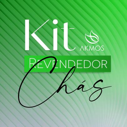KIT REVENDEDOR - CHAS Akmos