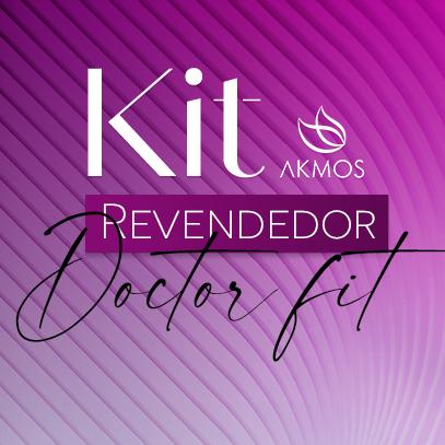 KIT REVENDEDOR - DOCTOR FIT 150G Akmos