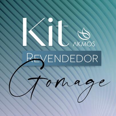 KIT REVENDEDOR - RENOVER GOMAGE 150G Akmos