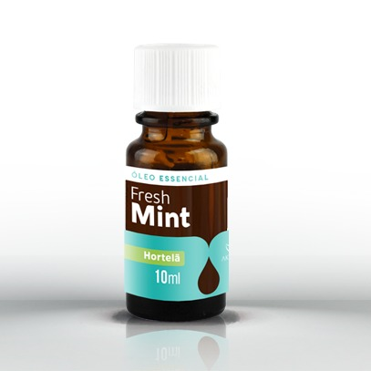 OLEO ESSENCIAL FRESH MINT 10ml  Akmos