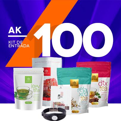 KIT ENTRADA AK 100 - CHAS  Akmos