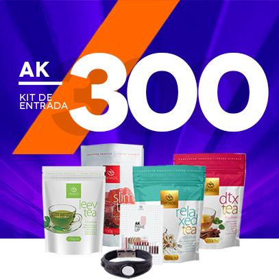KIT ENTRADA AK 300 – CHAS Akmos