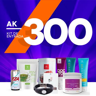 KIT ENTRADA AK 300 – CAMPEOES Akmos
