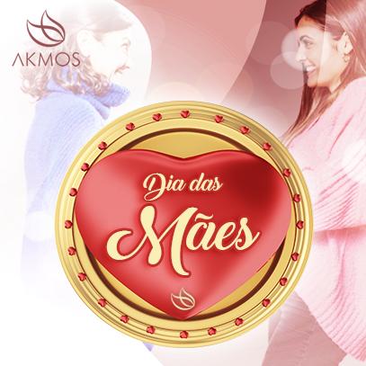 COMBO DIA DAS MAES - PELE JOVIAL - PO COMPACTO FPS 50 MEDIO 02 Akmos