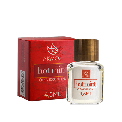 OLEO ESSENCIAL HOT MINT 45ML Akmos