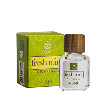 OLEO ESSENCIAL FRESH MINT 45ML Akmos