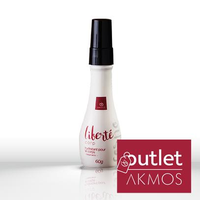 OUTLET AKMOS - LIBERT CORP HIDRATANT POUR LE CORP 60G Akmos